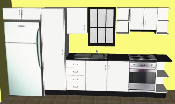 Efficient Kitchen Configurations Xynkrafts Limited